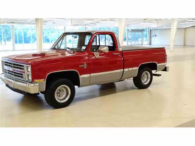 1985 Chevrolet C10 | 1023031