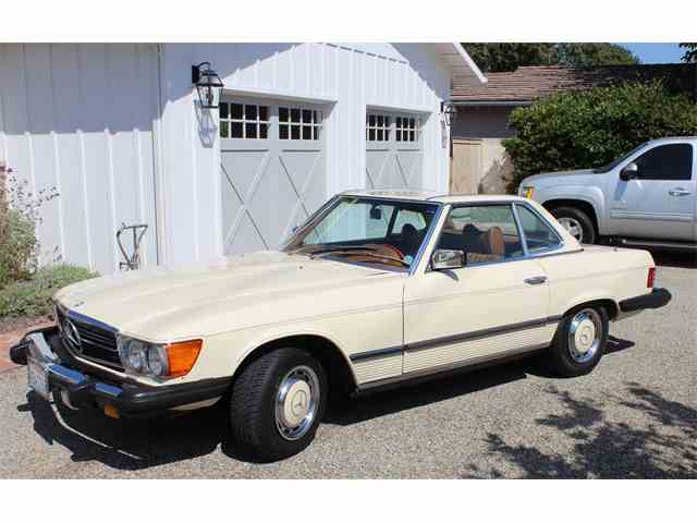 1977 Mercedes-Benz 450SL | 1020304