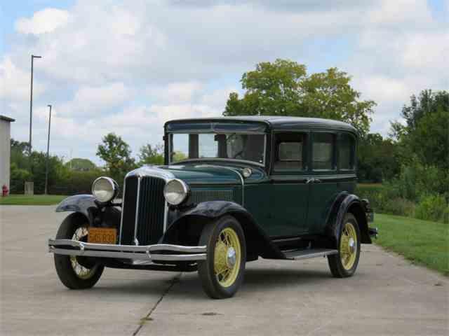 1931 Chrysler Royal | 1023044