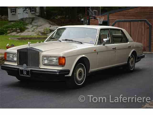 1988 Rolls-Royce Silver Spur | 1023046