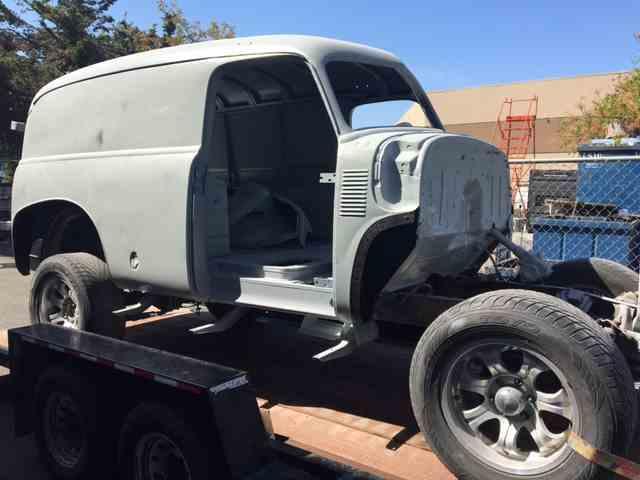 1953 Chevrolet Panel Truck | 1023048