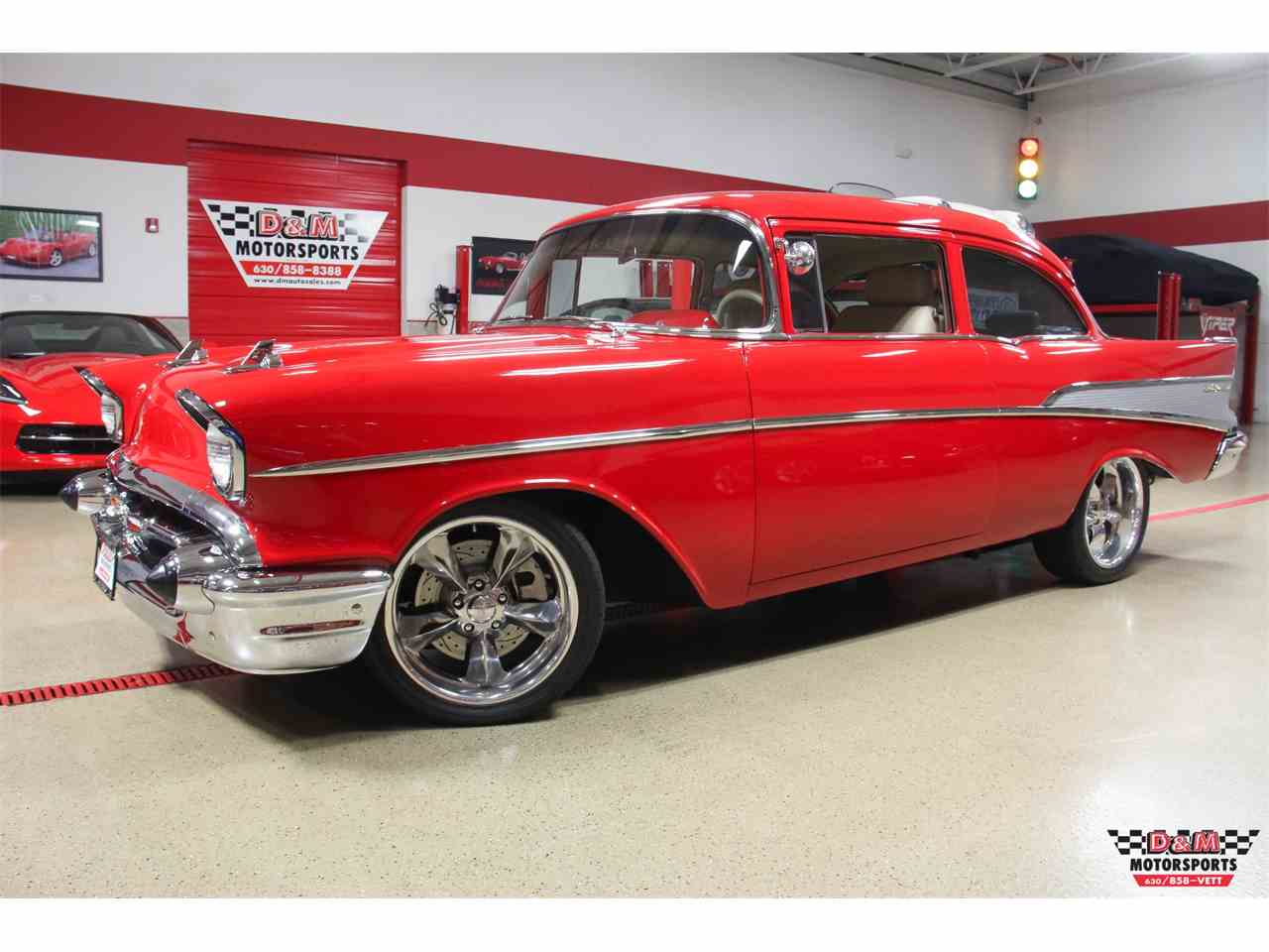 Large Picture of '57 Bel Air Offered by D & M Motorsports - LV9T