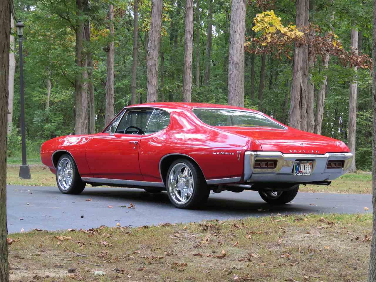 Trucks Under 5000 >> 1968 Pontiac Lemans for Sale | ClassicCars.com | CC-1023052