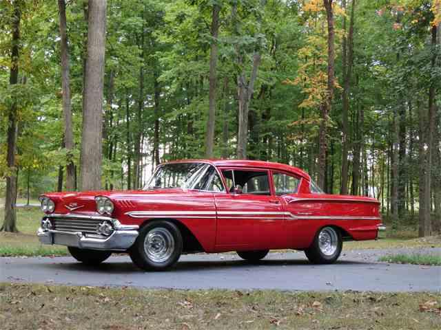 1958 Chevrolet Biscayne | 1023053
