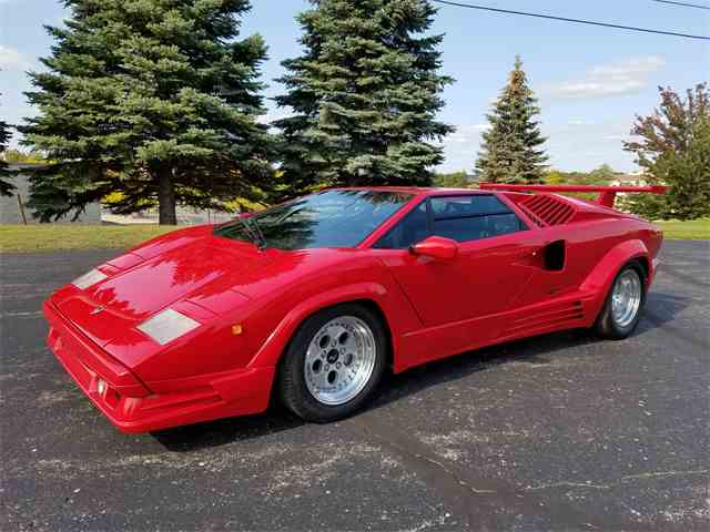 1990 Lamborghini Countach 25th Anniversary | 1023058
