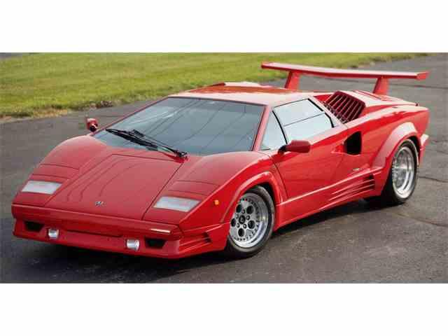 1989 Lamborghini Countach 25th Anniversary | 1023058