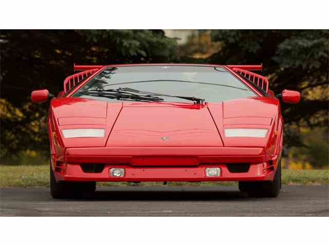 1989 Lamborghini Countach 25th Anniversary | 1023058