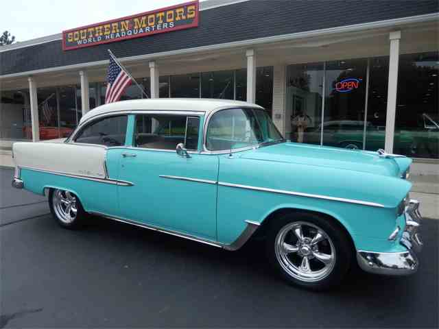 1955 Chevrolet Bel Air | 1023061