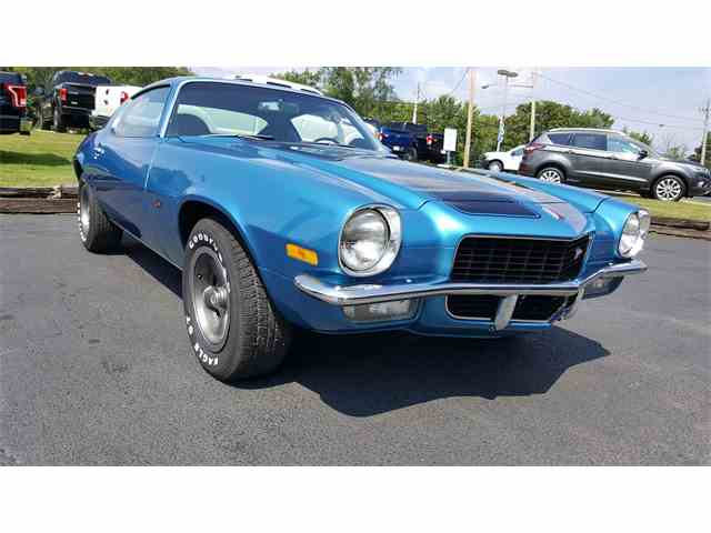 1971 chevrolet camaro z28 for sale on. Black Bedroom Furniture Sets. Home Design Ideas