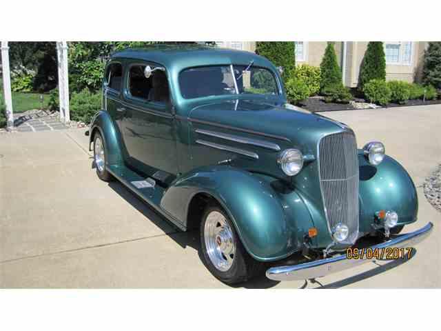 1936 Chevrolet Deluxe | 1023063