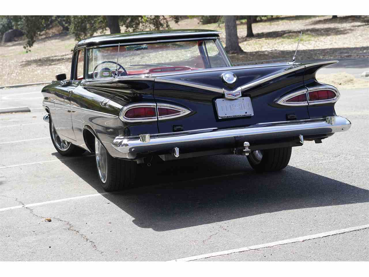1959 chevrolet el camino for sale cc 1023065. Black Bedroom Furniture Sets. Home Design Ideas