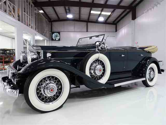 1932 Packard Eight | 1023069