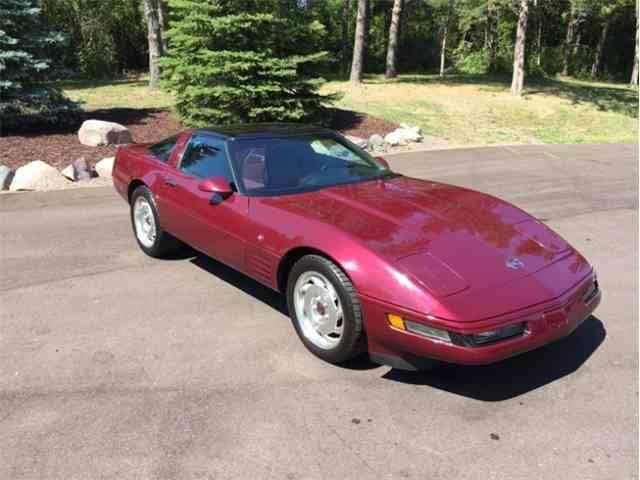 1993 Chevrolet Corvette | 1023071