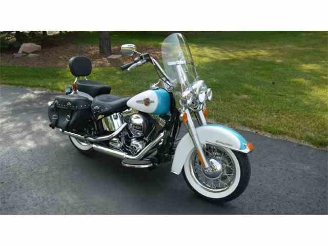 2016 Harley-Davidson Heritage | 1023075