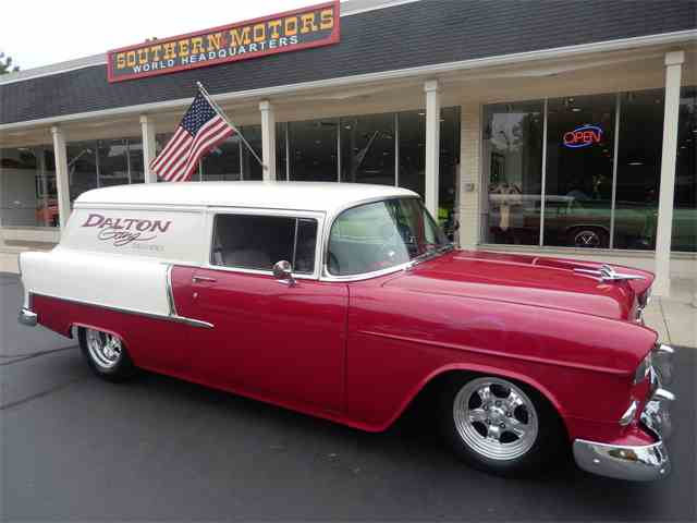 Picture of 1955 Sedan Delivery - LXEV