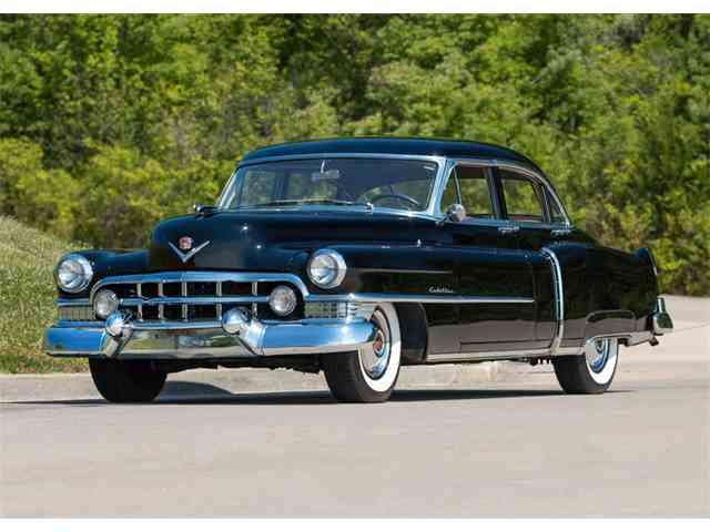 1951 Cadillac Series 62 | 1023081