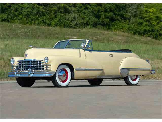1947 Cadillac Series 62 | 1023084