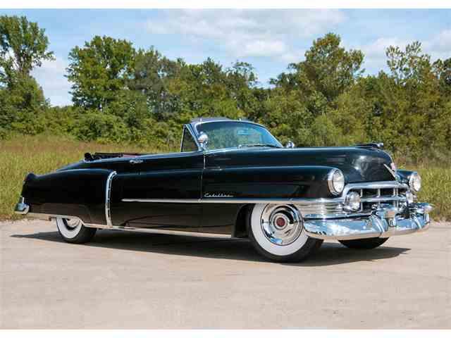 1950 Cadillac Series 62 | 1023086