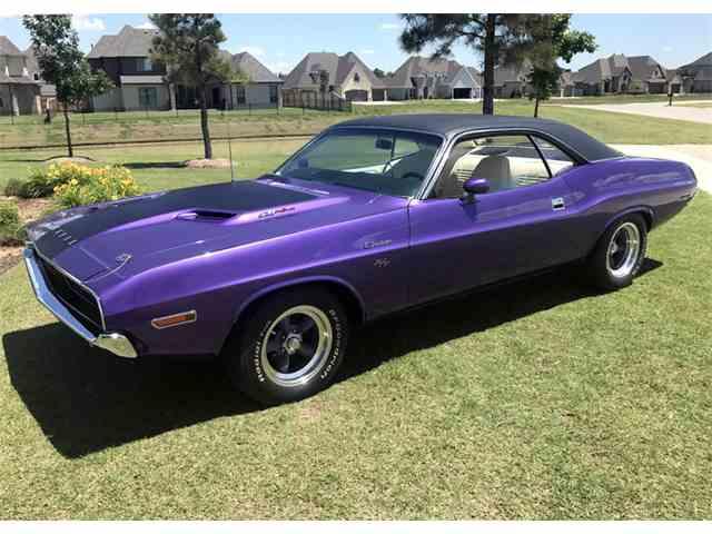 1970 Dodge Challenger R/T | 1023092