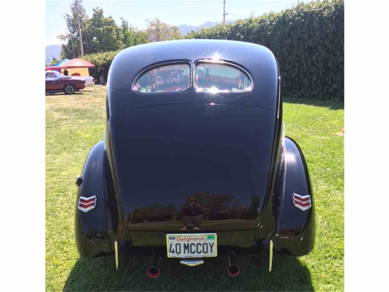 Large Picture of '40 Ford Sedan Offered by a Private Seller - LV9Y