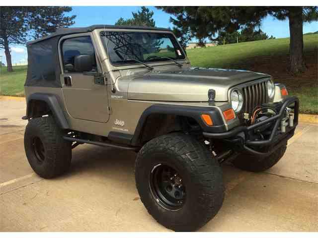 2003 Jeep Wrangler | 1023102