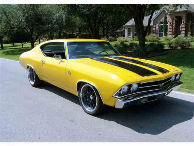 1969 Chevrolet Chevelle SS | 1023104