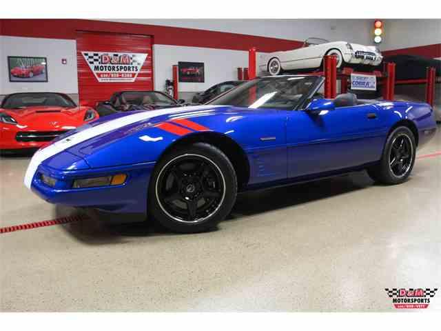 1996 Chevrolet Corvette | 1020311