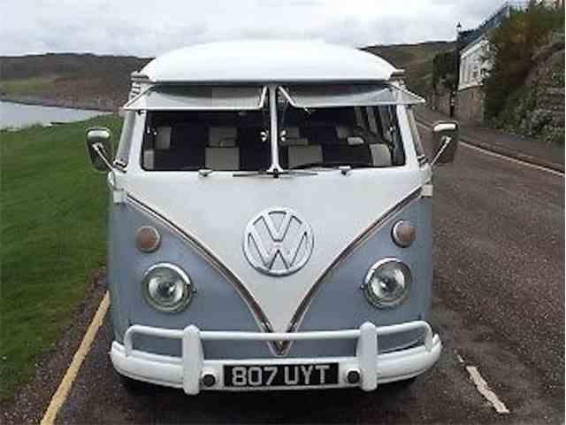 1962 Volkswagen Bus | 1023117