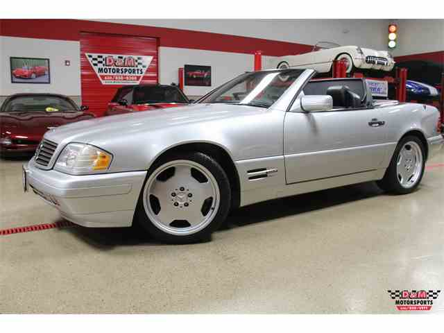 1998 Mercedes-Benz SL500 | 1020312