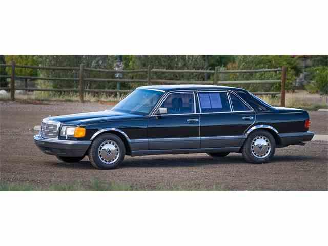 1989 Mercedes-Benz 560SEL | 1023120