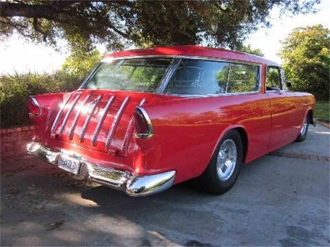 All Chevy 1955 chevrolet nomad : 1955 Chevrolet Nomad for Sale | ClassicCars.com | CC-1023123