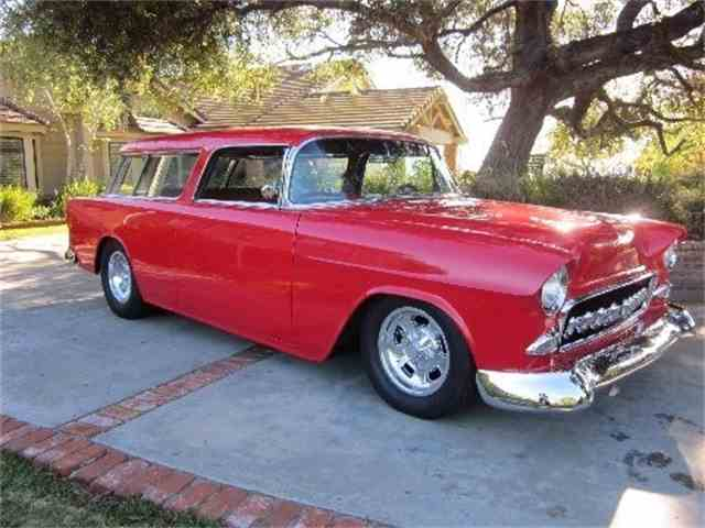 1955 Chevrolet Nomad | 1023123