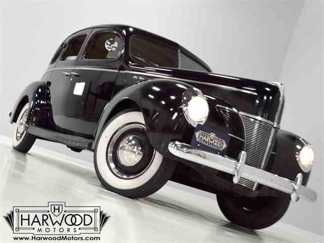 1940 Ford Deluxe | 1023124