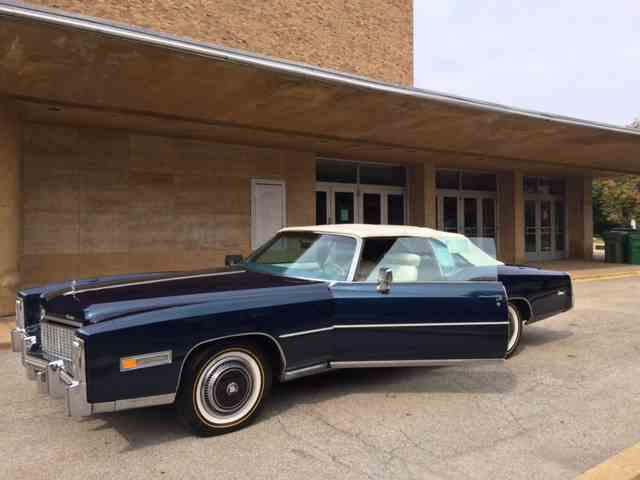 Picture of '76 Eldorado - LXGK