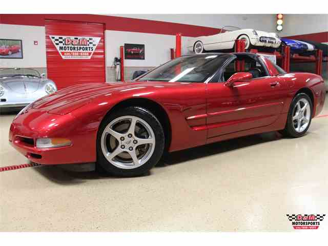 Picture of '00 Corvette - LVA3