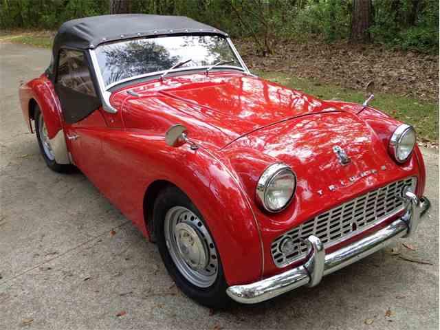 1959 Triumph TR3A | 1023150