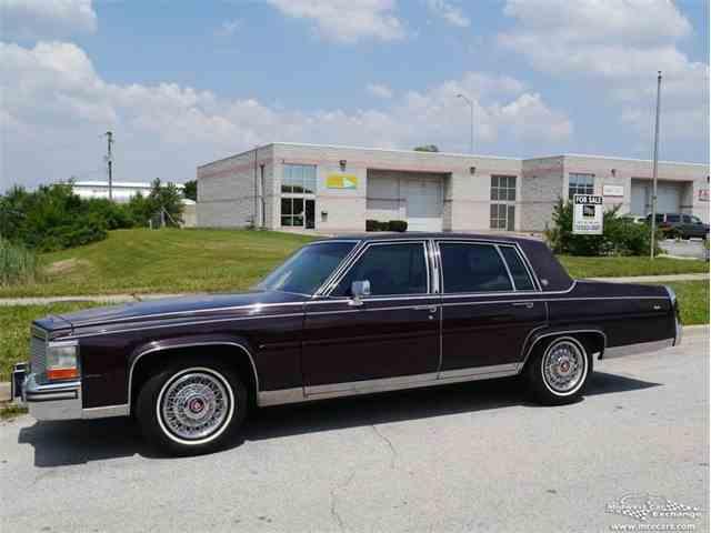 1988 Cadillac Brougham | 1023154