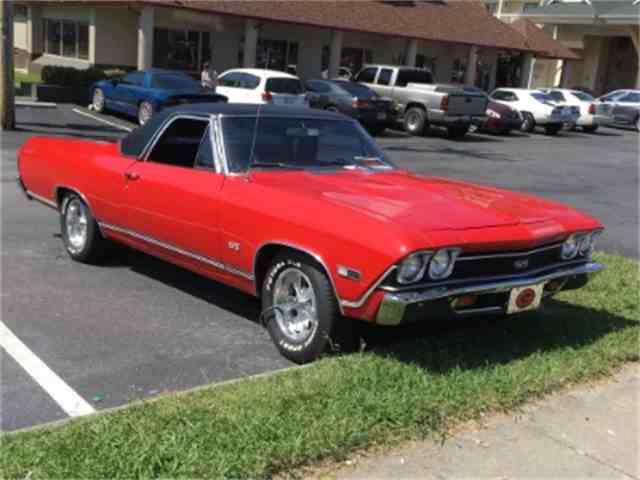 1968 Chevrolet El Camino | 1023155