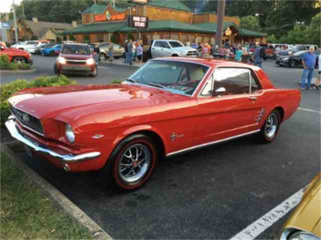 1966 Ford Mustang | 1023159