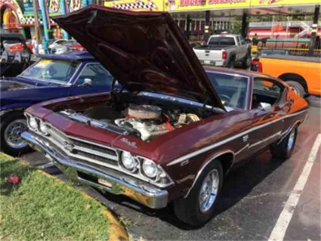 1969 Chevrolet Chevelle | 1023162