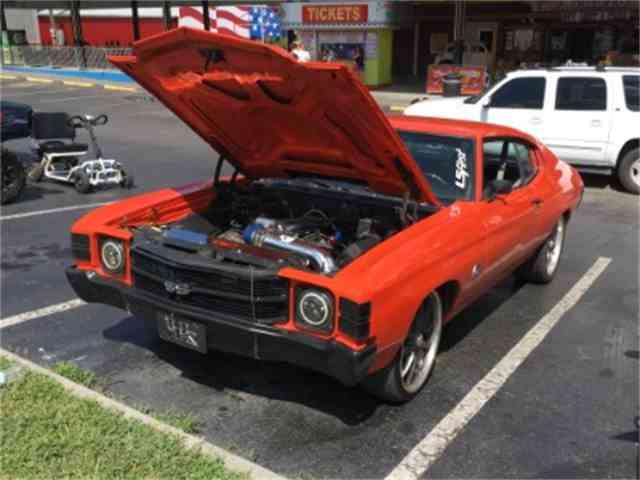 1971 Chevrolet Chevelle | 1023163