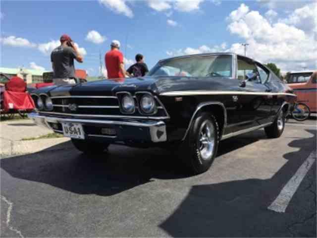 1969 Chevrolet Chevelle | 1023164