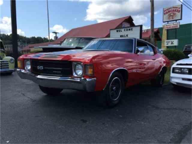 1972 Chevrolet Chevelle | 1023166