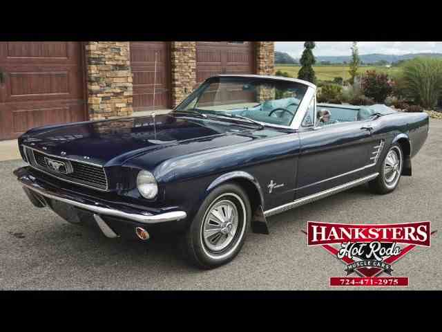 1966 Ford Mustang   1023171