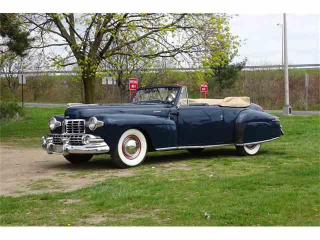 1948 Lincoln Continental | 1023194