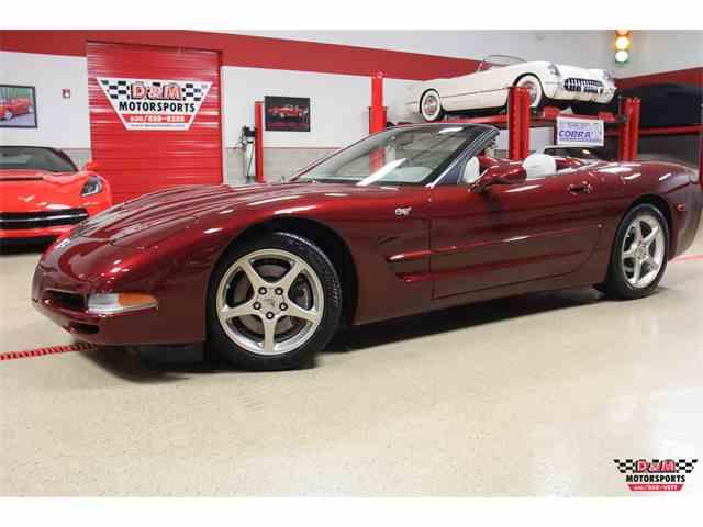 2003 Chevrolet Corvette | 1020320