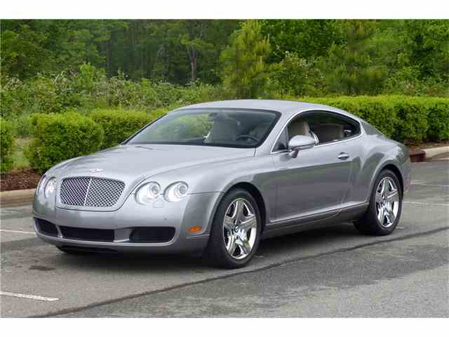 2006 Bentley Continental | 1023203
