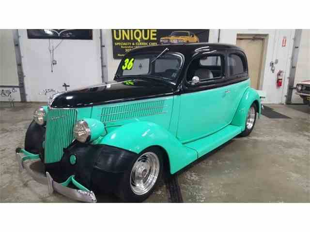 Picture of 1936 Ford Street Rod    Street Rod - $26,900.00 Offered by Unique Specialty And Classics - LXIF