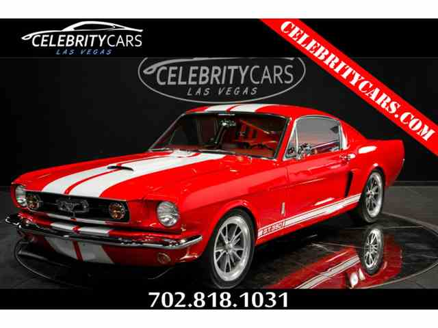 1965 Ford Mustang | 1023209