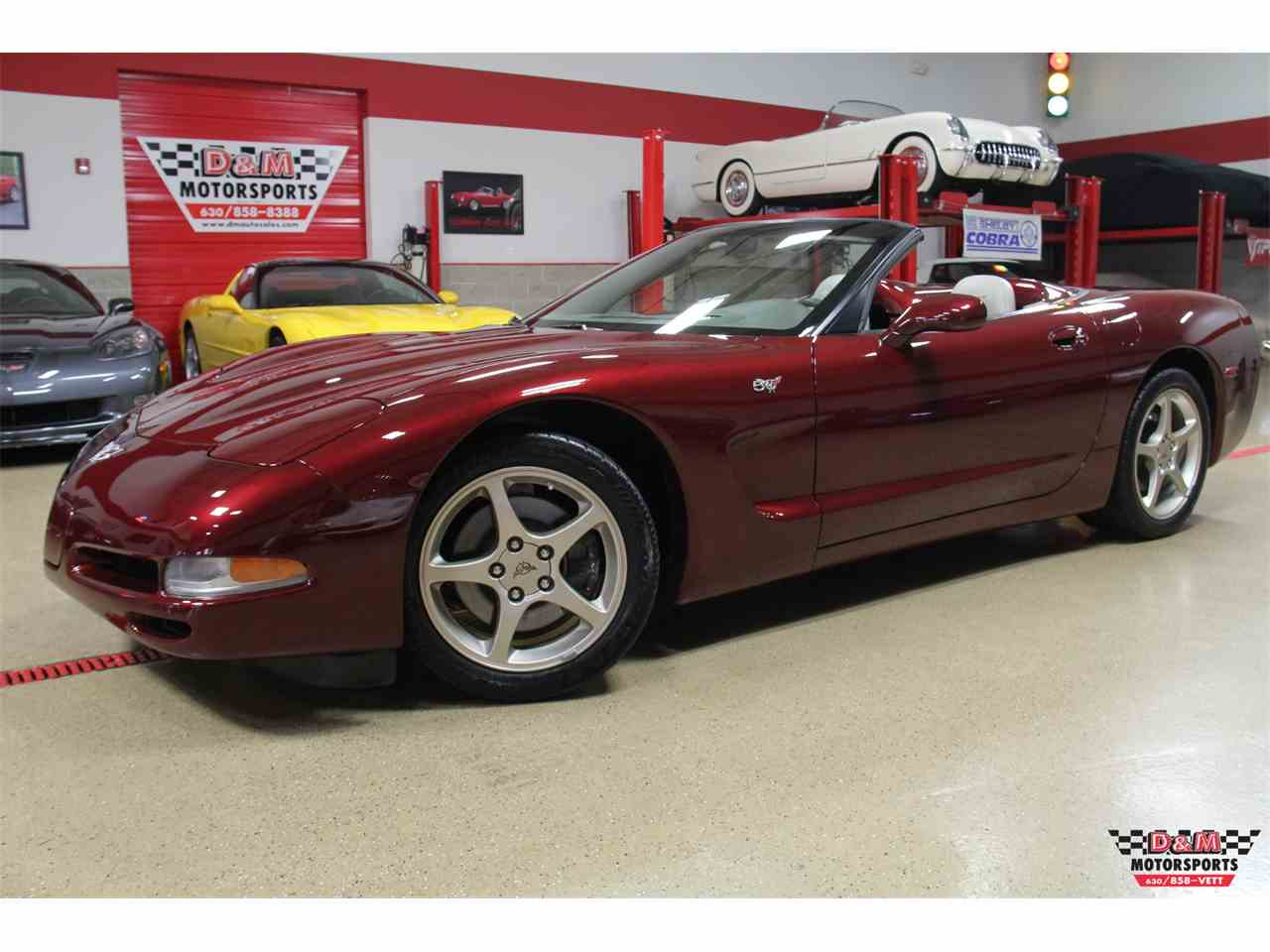 Large Picture of '03 Corvette - LVA9